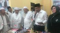 Posko Relawan Gusti Sapujagat berdiri untuk kali ketiga selama penyelenggaraan pemilihan gubernur di tiga periode terakhir.