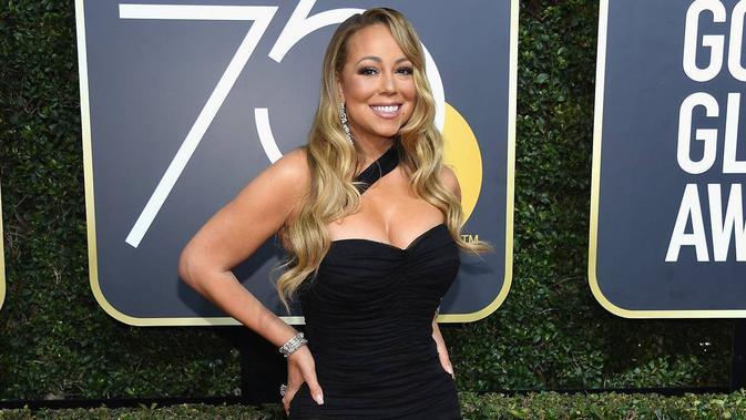 Foto Mariah Carey 'Gemuk' Menjadi Tular