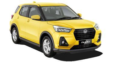 Daihatsu Rocky 1.2L Resmi Mengaspal di Indonesia