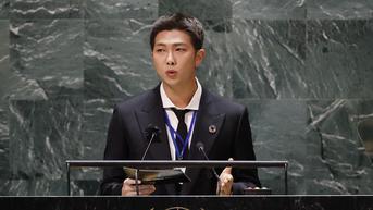 Pidato BTS di Markas PBB: Kami Mengira Dunia Telah Berhenti