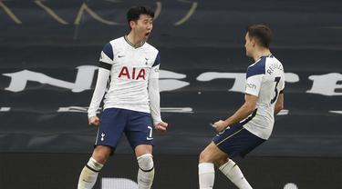 Son Heung-min - Tottenham Hotspur - Liga Inggris