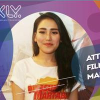 Kesulitan dan honor Ayu Ting Ting dalam film Dimsum Martabak