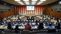 Suasana sidang informal DK PBB yang dipimpin Indonesia, Kamis 9 Maei 2019 (Kemlu RI)