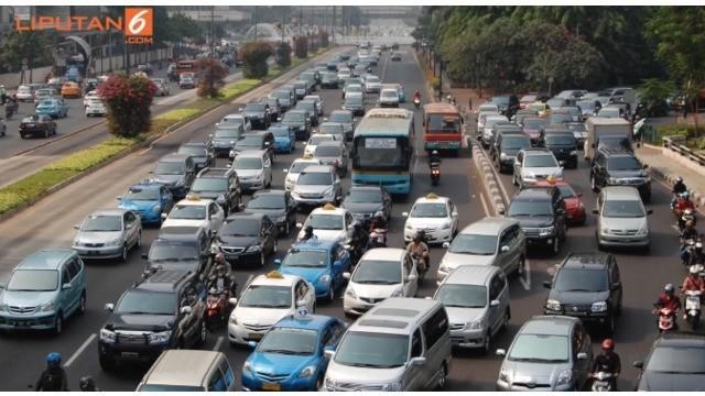 Menurut Matteo, kepayahan pengemudi dalam menyetir menjadi penyebab kemacetan yang menyebalkan.