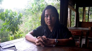 Eni Lestari, TKI yang berpidato di PBB