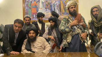 Mantan Pemimpin ISIS-K Dieksekusi Taliban, Sinyal Kuat Tak Mau Berkomplot?