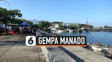 Meski suasana relatif tenang paaca gempa yang menggunacang Kota Manado Semalam, Warga masih merasakan guncangan gempa susulan. Warga sudah mulai tenang setelah BMKG mengumumkan tidak adanya Tsunami.