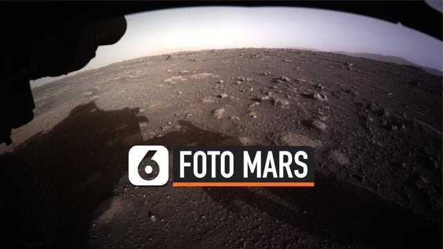 Pesawat robotik milik NASA, Perseverance berhasil mendarat di permukaan Plantet Mars. Sejumlah foto terbaru penampakan Mars dibagikan melalui akun medsosnya.