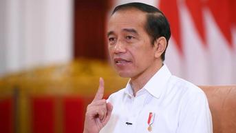 Kepuasan Kinerja Saat Pandemi Turun, Jokowi Dinilai Utamakan Kesehatan Masyarakat