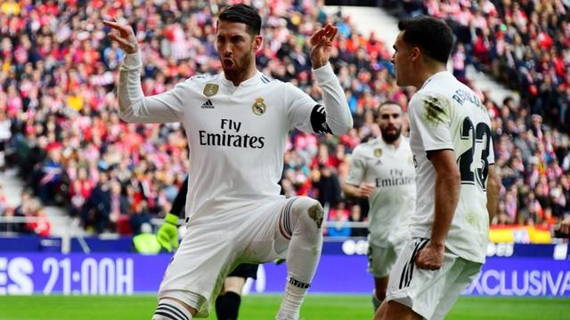 Hasil Liga Spanyol Tadi Malam Real Madrid Menangi Laga Derby Bola Liputan6 Com