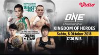 One Championship Kingdom of Heroes