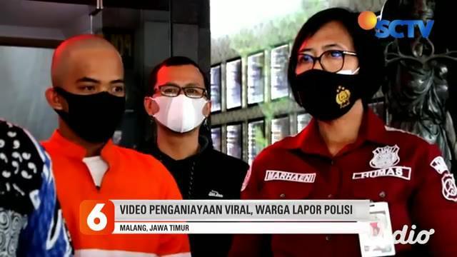 Seorang pria bernama Jakfar Sodik tega menganiaya tunangannya sendiri SY di sebuah konter hape, di Jalan Kebalen, Malang. Aksi tersebut dilakukan Jakfar karena cemburu, diduga tunangannya telah berselingkuh.