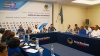 Partai Nasdem menggelar Forum Group Discussion tentang GBHP di Jakarta. (Istimewa)
