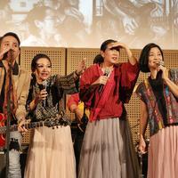 Konser Koes 2nd Generation (Nurwahyunan/Fimela,com)