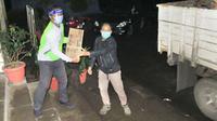 Begini Cara Pabrikan Pelumas Bantu Korban Banjir Bandang Bogor (Ist)