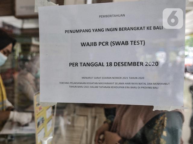 Aturan Masuk Keluar Jakarta Wajib Bawa Hasil Tes Antigen Mulai Diberlakukan News Liputan6 Com