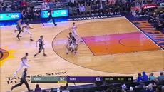 Berita video game recap NBA 2017-2018 antara Phoenix Suns melawan Sacramento Kings dengan skor 97-94.