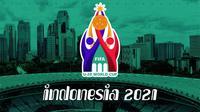 Logo Indonesia tuan rumah Piala Dunia U-20 2021 (Foto: PSSI)