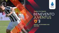 Benevento vs Juventus (Liputan6.com/Abdillah)