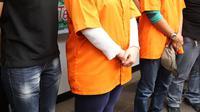 """Untuk kenyamanan lah (alasannya),"" kata Kombes Pol Argo Yuwono, Kabid Humas Polda Metro Jaya di kantornya kawasan Semanggi, Jakarta Selatan, Sabtu (17/2/2018). (Bambang E Ros/Bintang.com)"
