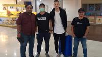 Ante Bakmaz, pemain asing anyar Persik. (Bola.com/Gatot Susetyo)