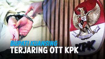 VIDEO: OTT KPK Tangkap Bupati Kuansing Terkait Izin Perkebunan