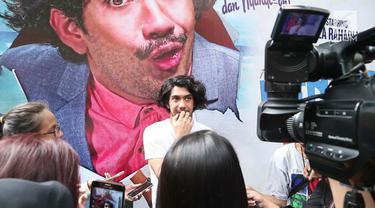 Reza Rahadian akan memerankan tokoh Benyamin Sueb di film terbarunya.