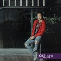 Ajun Perwira, pemain film horor Jaran Goyang. (Fotografer: Bambang E. Ros, Digital Imaging: Muhammad Iqbal Nurfajri/Bintang.com)