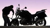 ilustrasi pencurian sepeda motor (Foto: bennetts.co.uk).