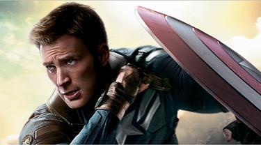 Chris Evans Jualan Captain America Hingga ke Singapura