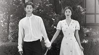Sejak beredarnya kabar soal pernikahan Song Song Couple ini, pria yang menjabat sebagai Wali Kota Bandung ini ikut memberikan sambutan yang baik. Dan saat keduanya resmi menikah, Ridwan Kamil pun memberikan nasihatnya. (Instagram/Songjoongkionly)
