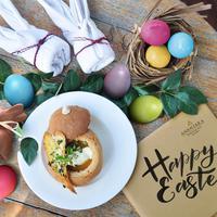 Easter Menu di Anantara Seminyak Bali Resort. (Foto: Anantara Seminyak Bali Resort)