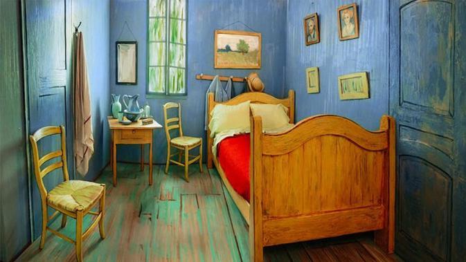 Lukisan Van Gogh yang berjudul