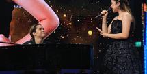 Tiara Indonesian Idol X Grand Final, Senin (24/2/2020). (Adrian Putra/Fimela.com)