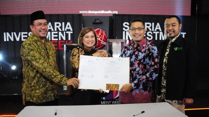 PANS Gandeng Philip dan Panin Sekuritas, Dhompet Dhuafa Luncurkan Wakaf Saham - Bisnis Liputan6.com