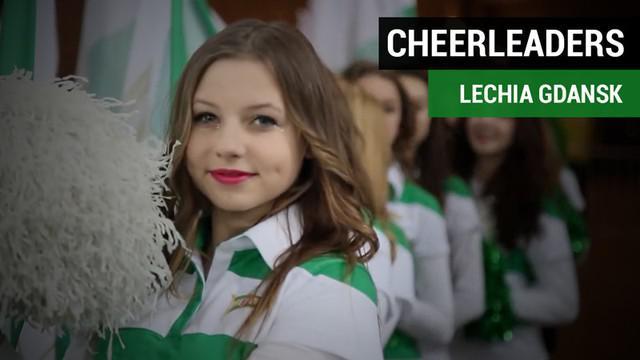Berita video aksi-aksi yang memikat dari cheerleaders Lechia Gdansk, klub Polandia yang baru saja merekrut pemain Timnas Indonesia U-23, Egy Maulana Vikri.