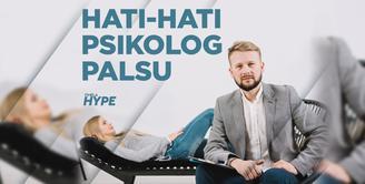 Hati-hati Psikolog Palsu, Ini 4 Tahapan Berkonsultasi dengan Psikolog Resmi