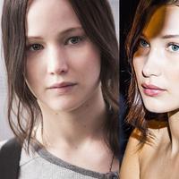 Banyak banget yang bilang Jennifer Lawrence dan Bella Hadid itu mirip. Ini salah satu buktinya! (REX/Shutterstock)