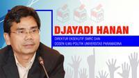 Djayadi Hanan, Direktur Eksekutif SMRC. (Liputan6.com/Triyasni)
