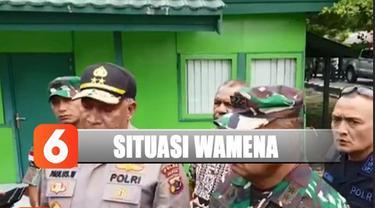 Usai rapat selama satu jam, Kapolda Papua mengatakan pelaku memanfaatkan ruang yang tidak dijaga aparat di Wamena sehingga kejadian penusukan terjadi.