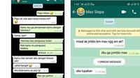 5 Kumpulan Chat Modus Ini Berakhir Nyesek (sumber: Instagram.com/receh.id)