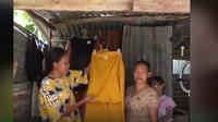 Kanittha Thongnakh punya cara untuk dalam menjual baju bekas orang meninggal dunia (Dok.Facebook/Thairath)
