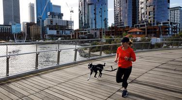 Kota Perth Lockdown Empat Hari