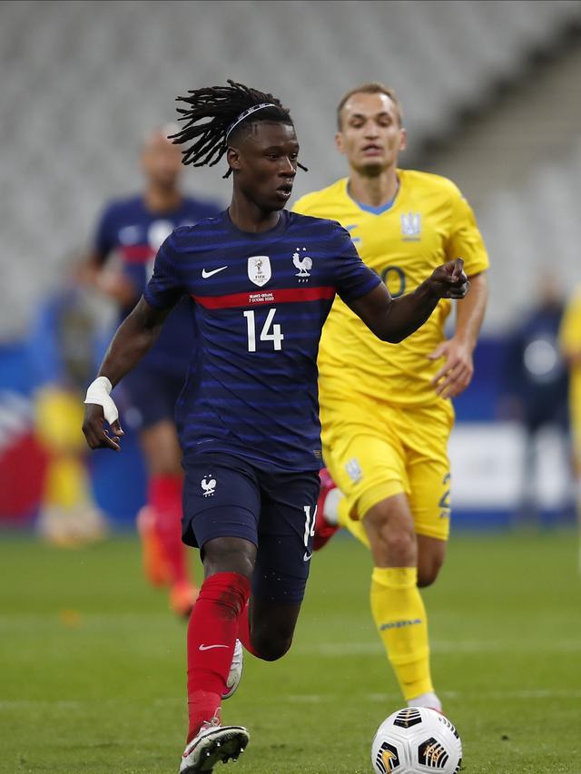Prancis Menang Besar Atas Ukraina 7-1