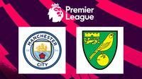 Premier League - Manchester City Vs Norwich City (Bola.com/Adreanus Titus)