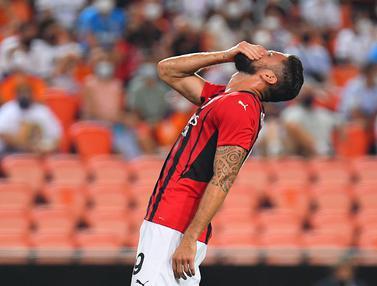 AC Milan Takluk Atas Valencia Lewat Adu Penalti