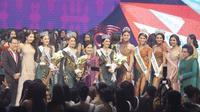Frederika Alexis Cull (Puteri Indonesia 2019) (Bambang E. Ros/Fimela.com)