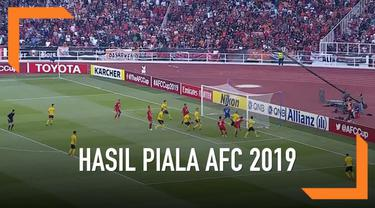 Ceres-Negros menang 3-2 di kandang Persija Jakarta di babak penyisihan Grup G Piala AFC 2019.