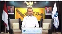 Bahlil Lahadalia selaku Menteri Investasi Republik Indonesia/Kepala BKPM