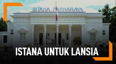 Bangunan Untuk Lansia Mirip Istana Negara